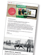fotoforum Magazin Newsletter