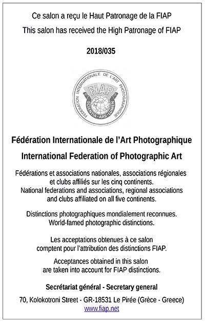 FIAP Urkunde