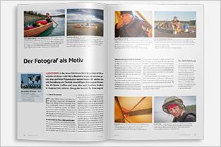 fotoforum Magazin, Zeitschrift für Fotografie und Präsentation, Audiovision