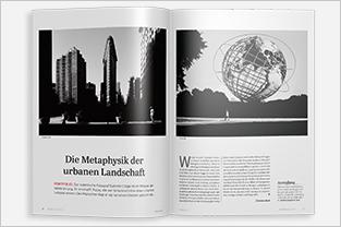 fotoforum Magazin, Zeitschrift für Fotografie und Präsentation, Bilderstrecken