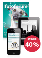 fotoforum Abo-Bundle: Print + ePaper