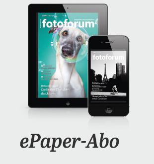 Magazin Abo fotoforum magazin im abo 6 x fotografie pur