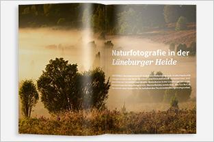 fotoforum Magazin, Zeitschrift für Fotografie und Präsentation, Naturfotografie