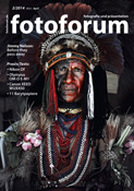 fotoforum-Cover 1/2014