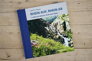 Joachim Rieger: Rhein auf Rhein ab