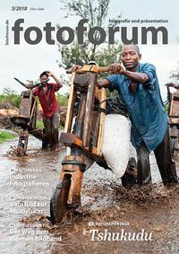 Aktuelle Ausgabe fotoforum magazin die zeitschrift für fotografie