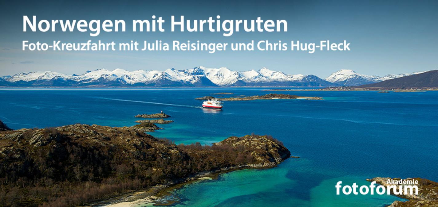 fotoforum Akademie: Foto-Kreuzfahrt, Norwegen mit Hurtigruten