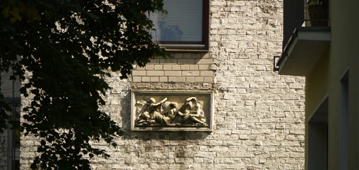 fotoforum Akademie: Kunibertsviertel – vielfältige Architektur und Fassaden