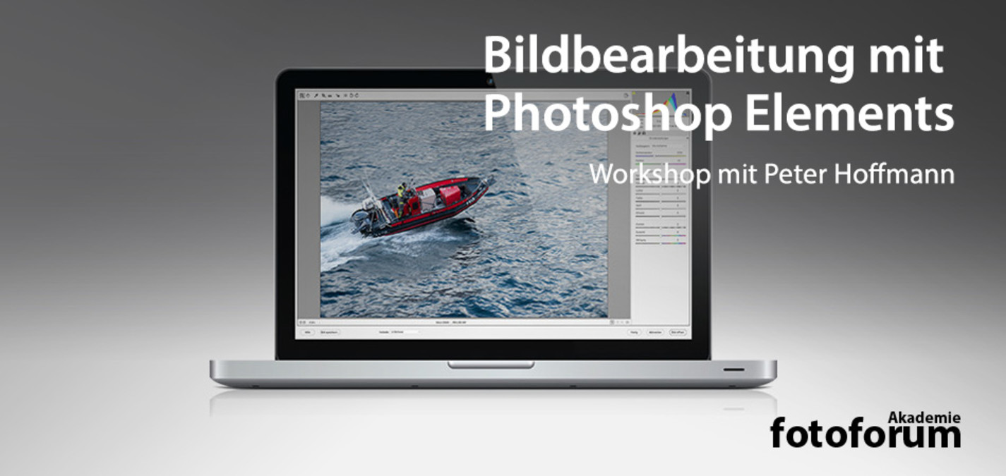 fotoforum Akademie: Bildbearbeitung mit Photoshop Elements