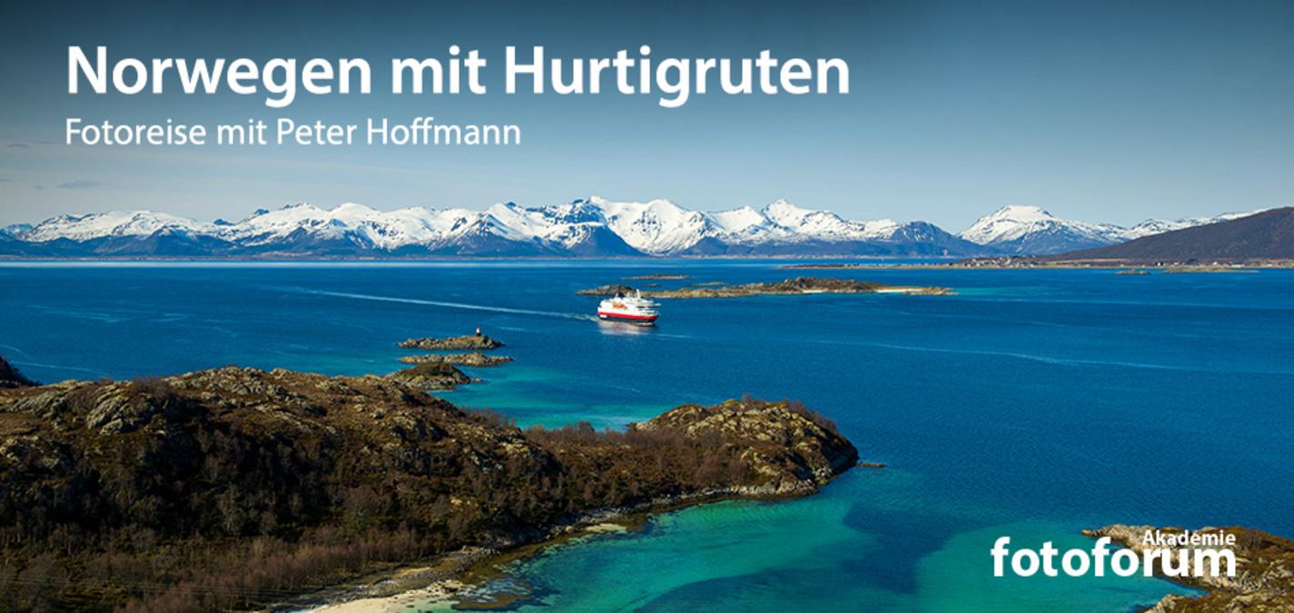fotoforum Akademie: Fotoreise Norwegen mit Hurtigruten