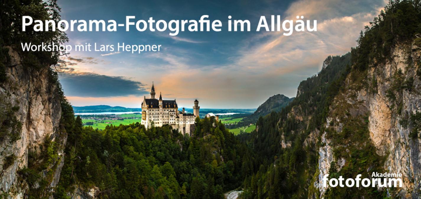 fotoforum Akademie: Panorama-Fotografie im Allgäu