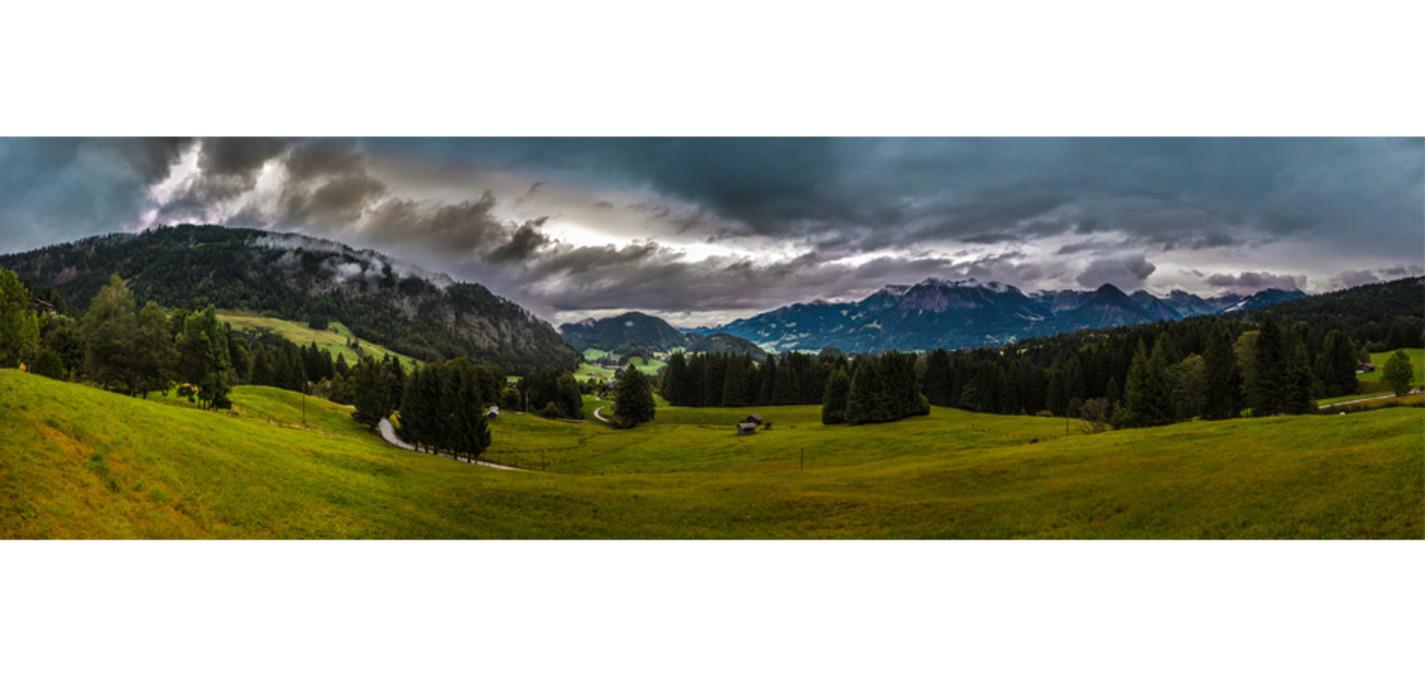 fotoforum Akademie: Panorama-Fotografie & Landschaft im Allgäu