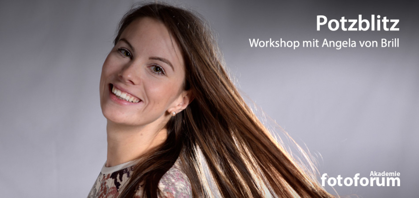 fotoforum Akademie: Workshop Digitales Fotografieren mit Blitz