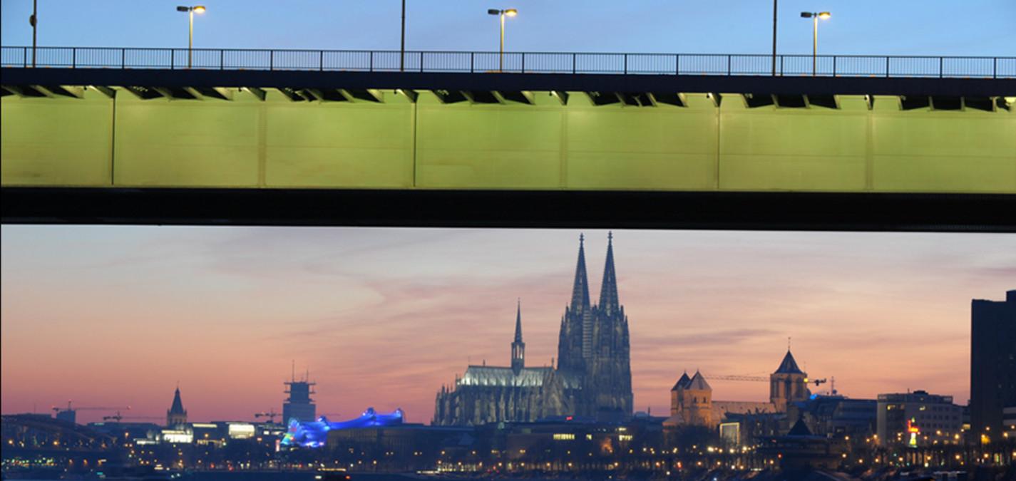 fotoforum Akademie: Fototour in Köln mit Joachim Rieger