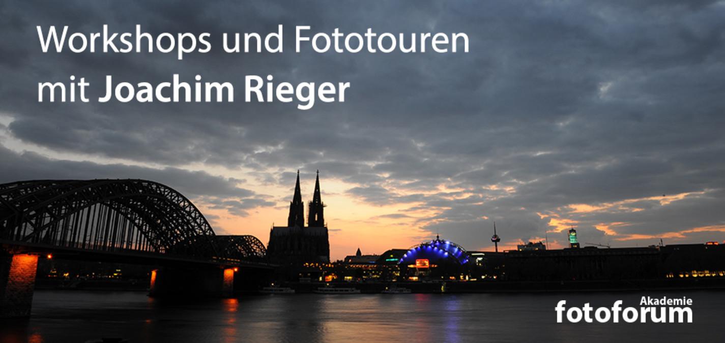 fotoforum akademie: Workshops und Fototouren mit Joachim Rieger