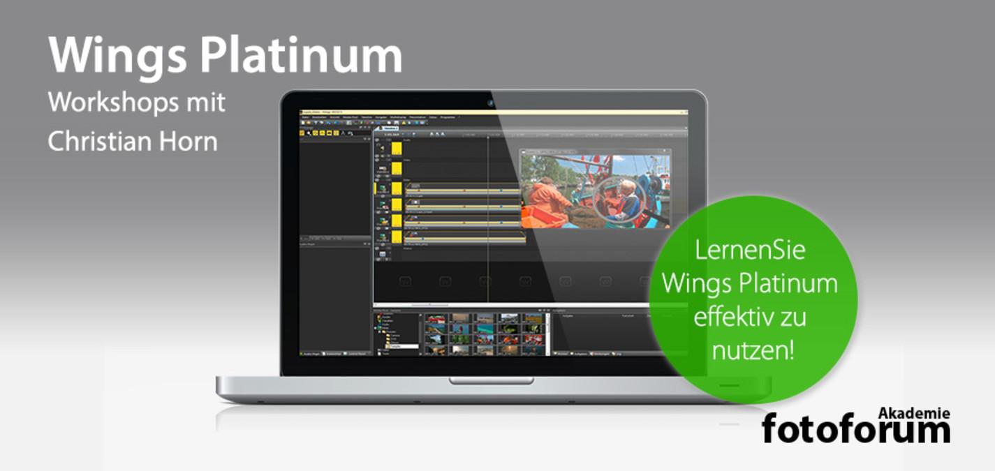 fotoforum Akademie: Wings Platinum