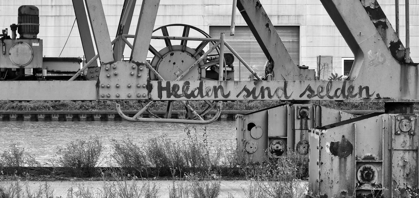 """Hafen - fotoforum Akademie - Workshop """"Faszination Schwarz-Weiß"""