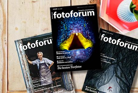 fotoforum-Bundle#zum Sonderpreis!