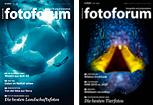 Das fotoforum Magazin