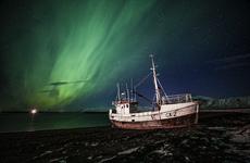 Island im Winter mit fotoforum und Christian Beck